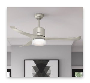 Smart Ceiling Fans - Trends - LightsOnline.com