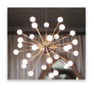 Sputnik Lights - Trends - LightsOnline.com