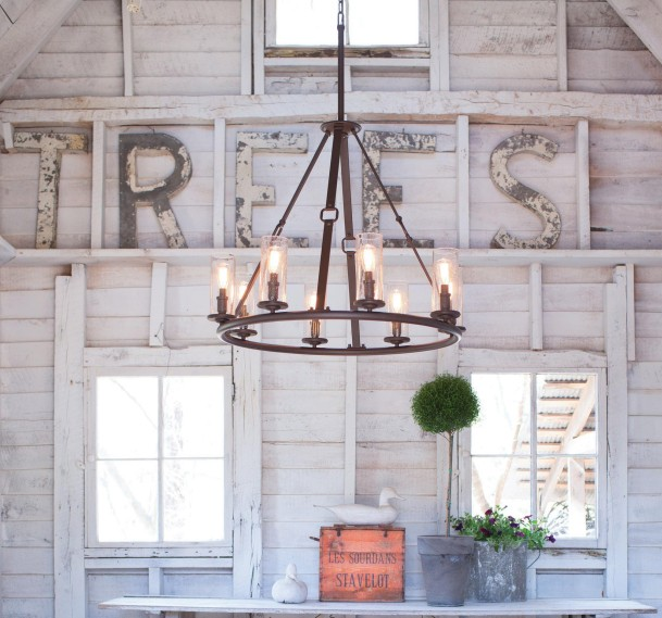 All Modern Farmhouse Style - LightsOnline.com
