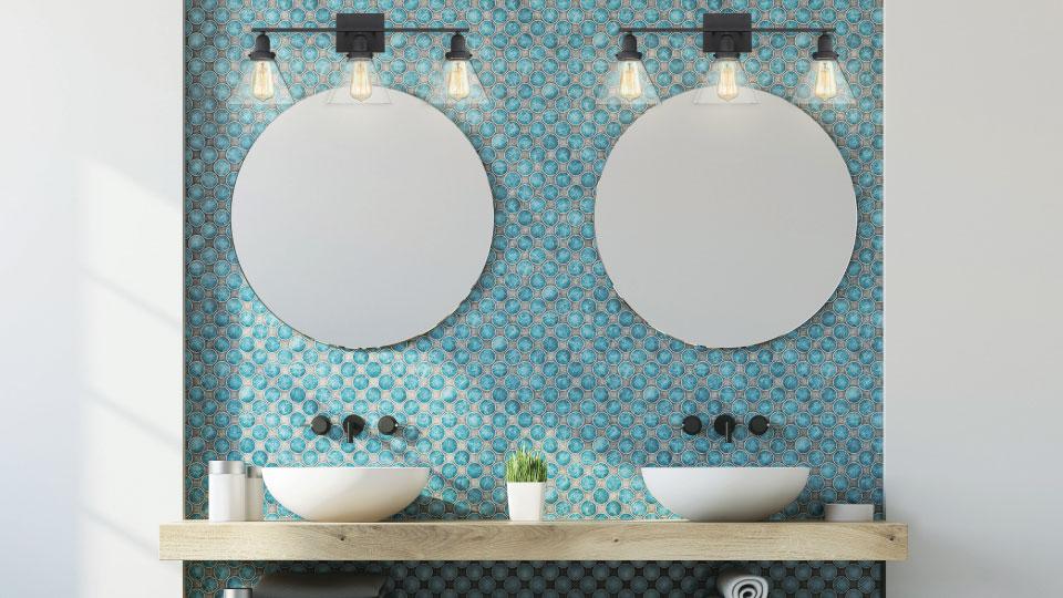 How to choose bath vanity lighting - LightsOnline.com