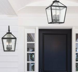 Black outdoor lights - LightsOnline.com
