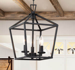 Black pendants - LightsOnline.com
