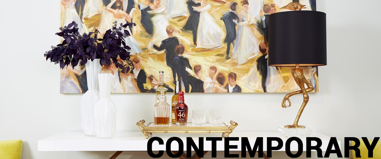 Contemporary home decor - LightsOnline.com