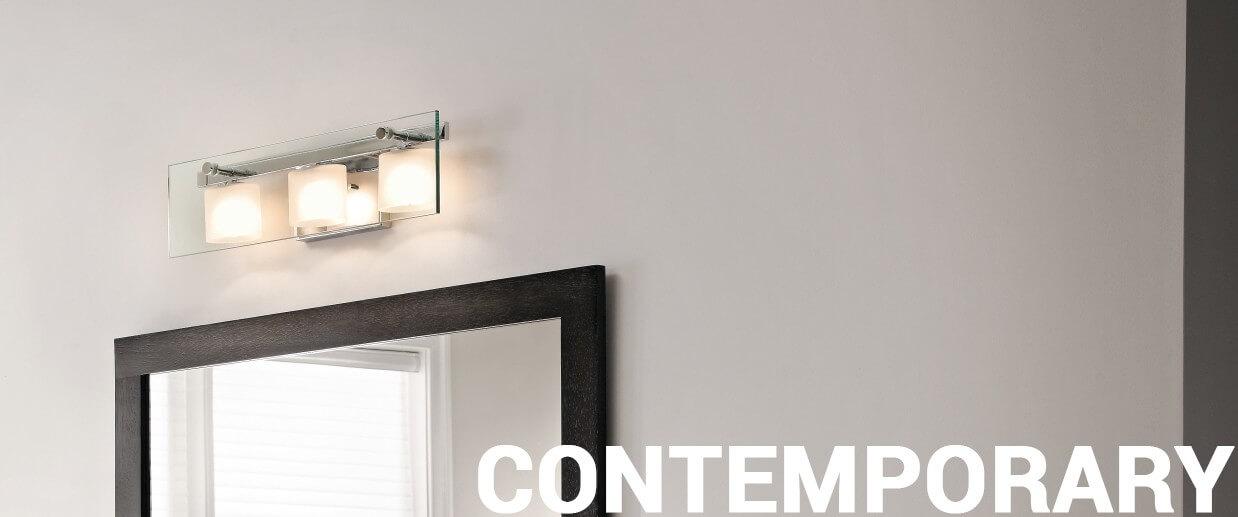 Contemporary wall lights - LightsOnline.com