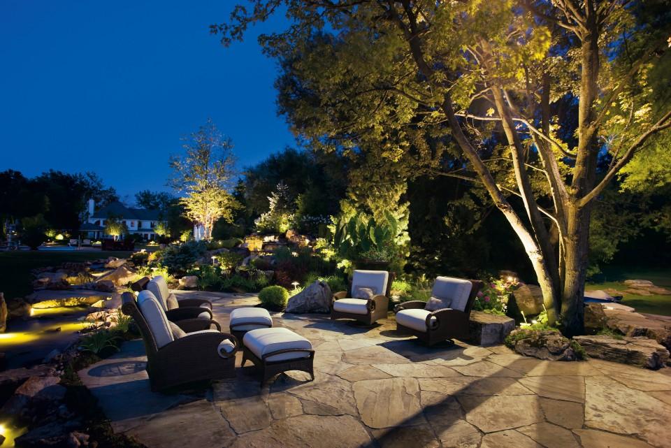 Lighting Your Outdoor Spaces - LightsOnline.com