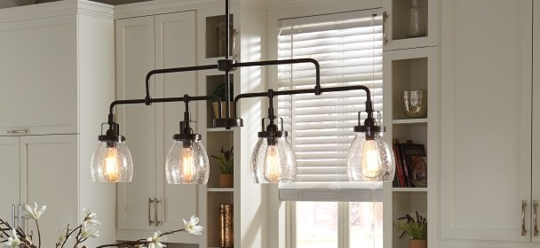 Kitchen Island Lights - LightsOnline.com