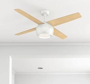 Mid-Century Modern Ceiling Fans - LightsOnline.com