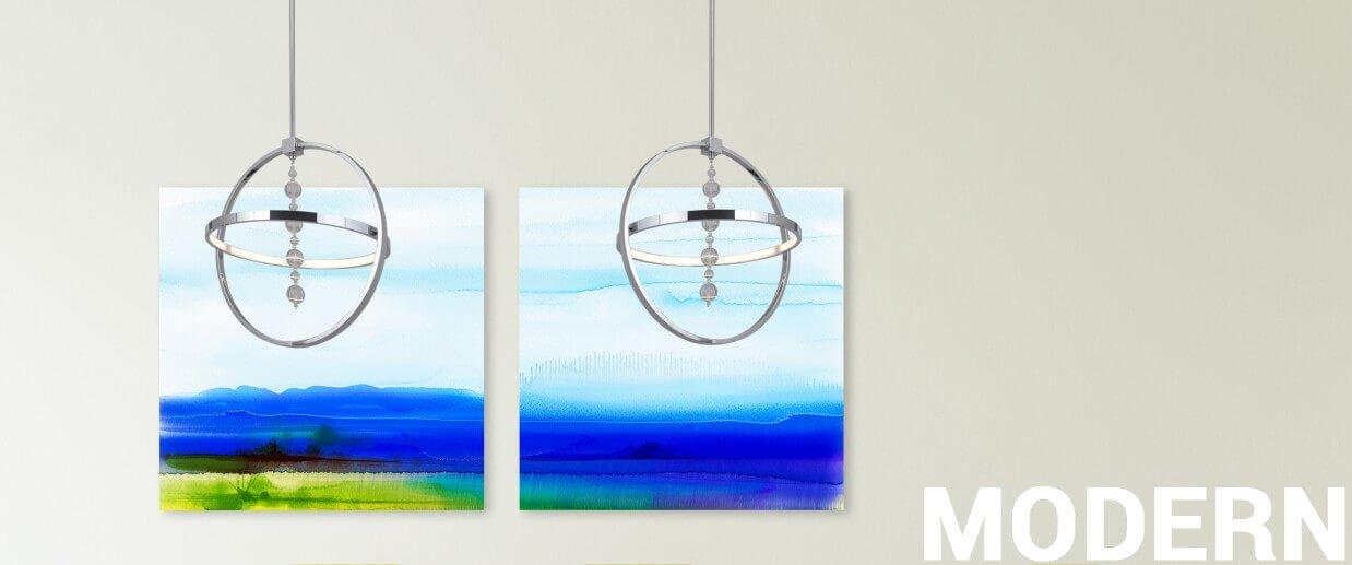 Modern ceiling lights - LightsOnline.com