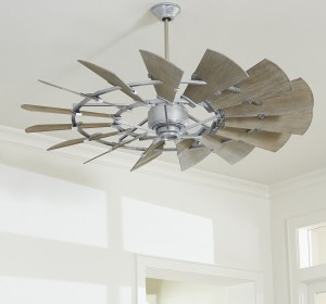 Modern Farmhouse Ceiling Fans - LightsOnline.com