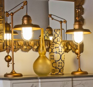 Modern Farmhouse Lamps - LightsOnline.com