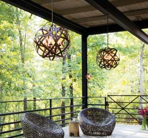 Outdoor chandeliers - LightsOnline.com