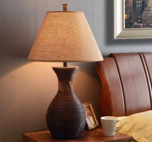 Rustic Home Lamps - LightsOnline.com
