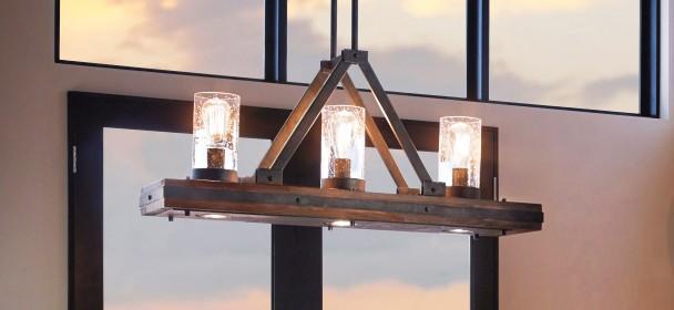 Rustic Home - LightsOnline.com