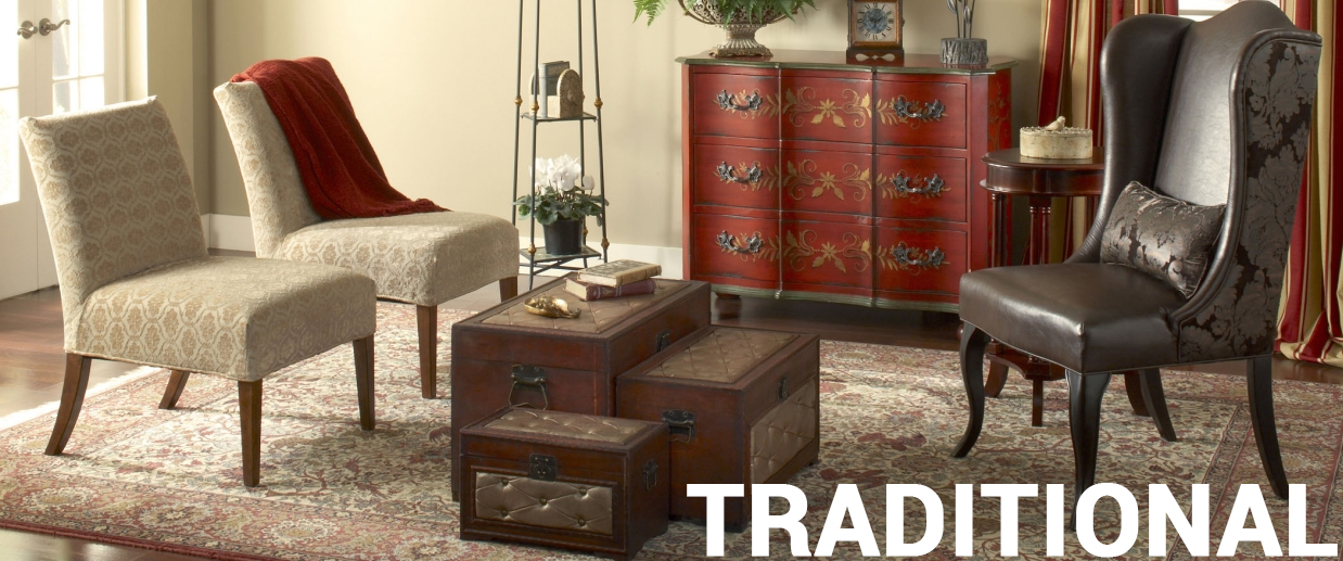 Traditional home decor - LightsOnline.com