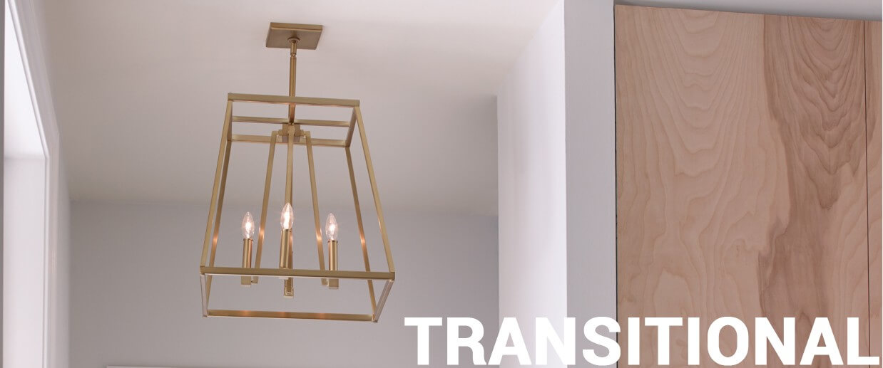 Transitional ceiling lights - LightsOnline.com