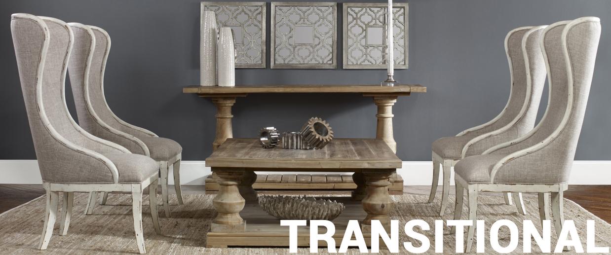 Transitional home decor - LightsOnline.com