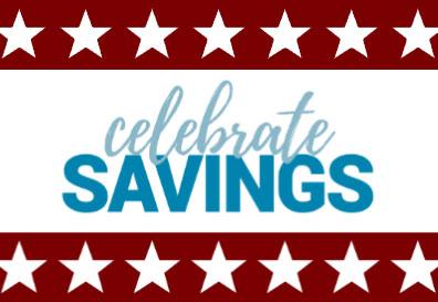 Coupons - Celebrate Memorial Day Savings