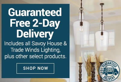 Get guaranteed free 2-day delivery on select items