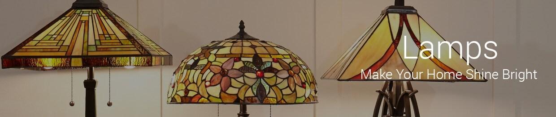Shop lamps at LightsOnline.com