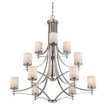 Shop multi-tier chandeliers at LightsOnline.com