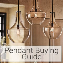 Read the Pendant Buying Guide at LightsOnline.com