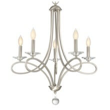 Shop transitional chandeliers at LightsOnline.com