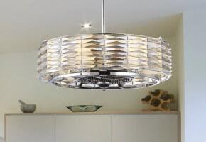 Ceiling Fan Chandeliers 10