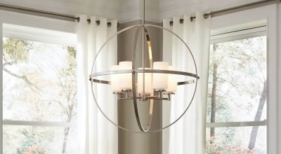 How To Choose The Right Size Lighting Fixture