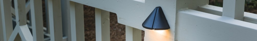 Lighting your deck and patio - LightsOnline.com