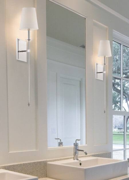 Bathroom Sconces   LightsOnline.com
