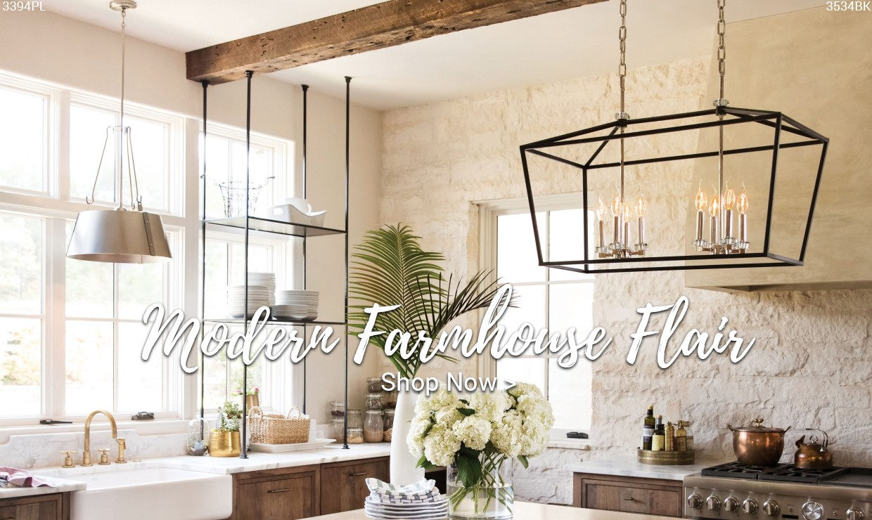 Modern Farmhouse Flair